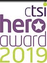 CTSI Hero Award Logo