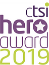 CTSI Hero Award Logo